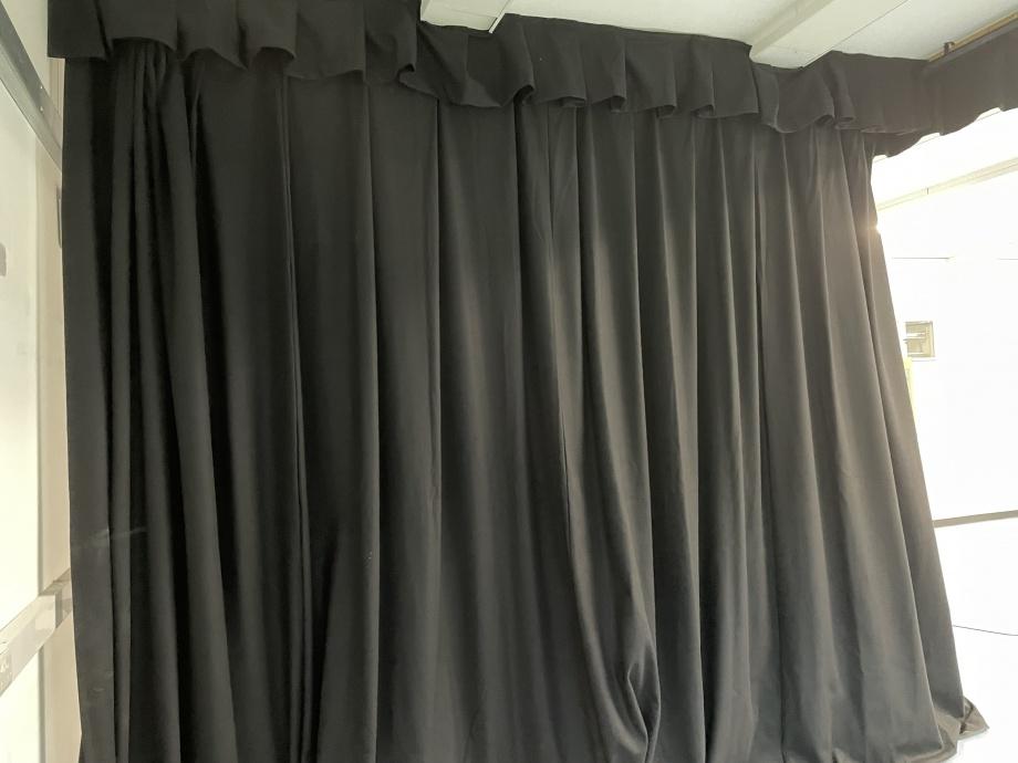 Photography Darkroom Curtains - Bristol->title 5