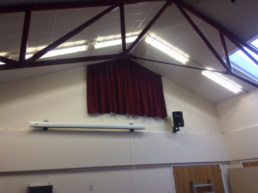 Curtains Gallery 3 - St Peters Catholic Primary school, East Grinstead - February 2016