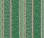 Printed Curtains - Nobel Stripe  Aqua