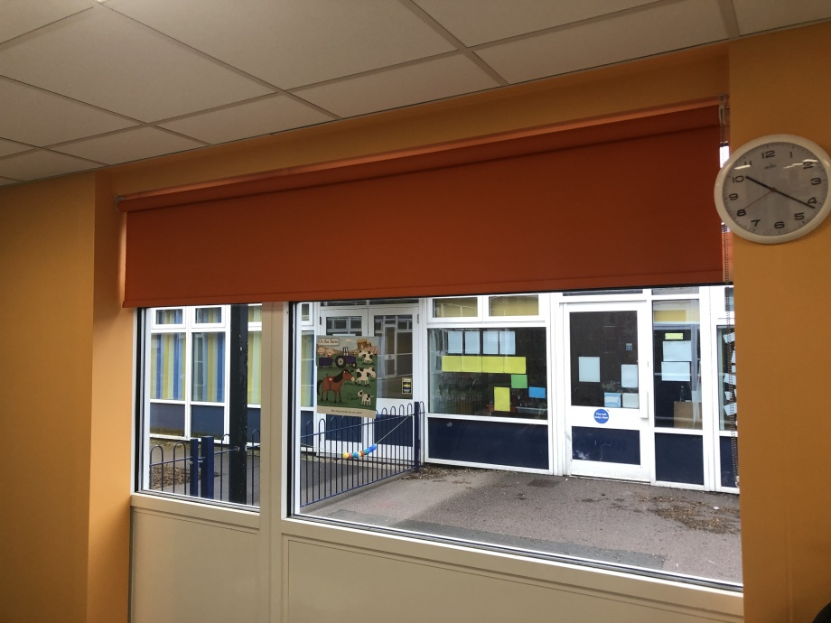 Primary School Classroom Blinds - Leicester->title 1