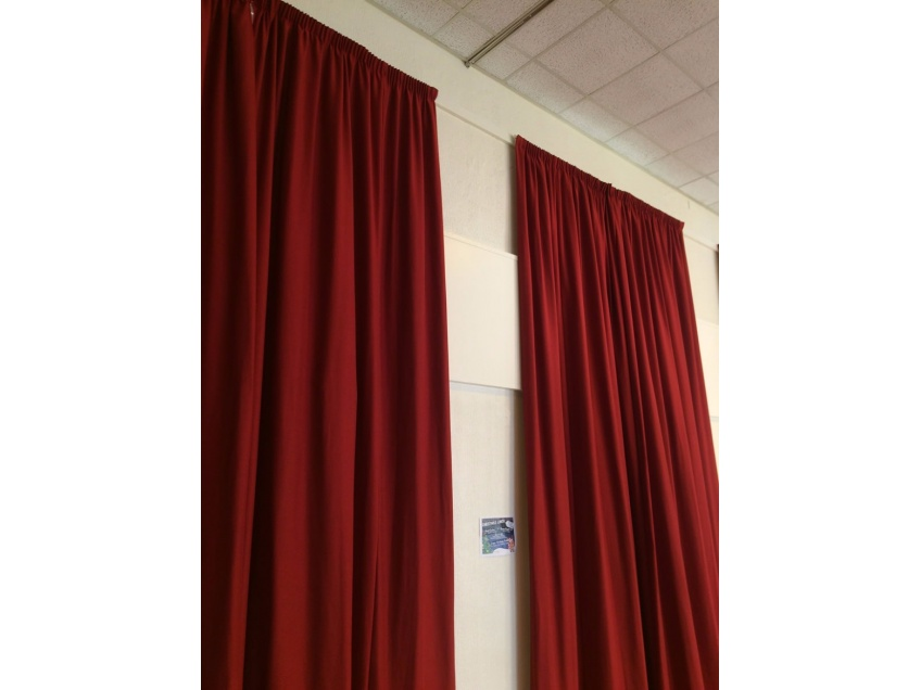 Curtains Gallery 2 - Ecclesfield Primary school, Sheffield