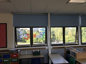 Classroom Blinds - Swindon