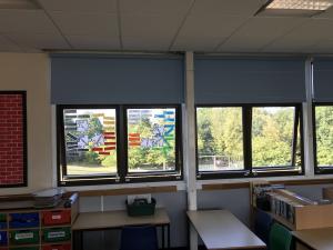 Classroom Blinds - Swindon