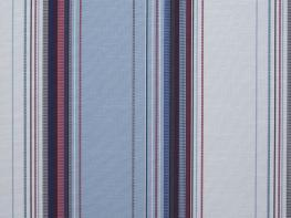 Printed Curtains - Edge  Heritage Blue