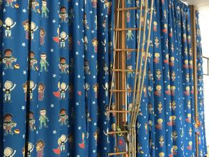 Infants School Curtains & Blinds - Southampton