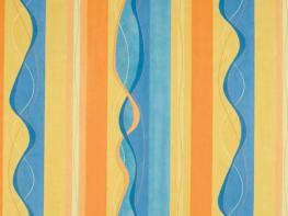 Printed Curtains - Inspiration Sunburst