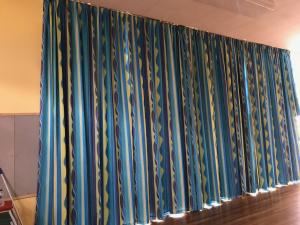 School Hall Curtains - Ely