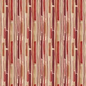 Printed Curtains - Sketch Claret