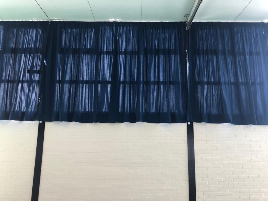 School Hall & Gym Curtains - Amersham->title 3