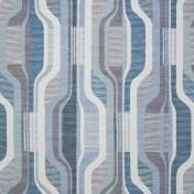 Printed Curtains - Balance Jade/Slate