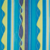 Printed Curtains - Inspiration Mediterranean