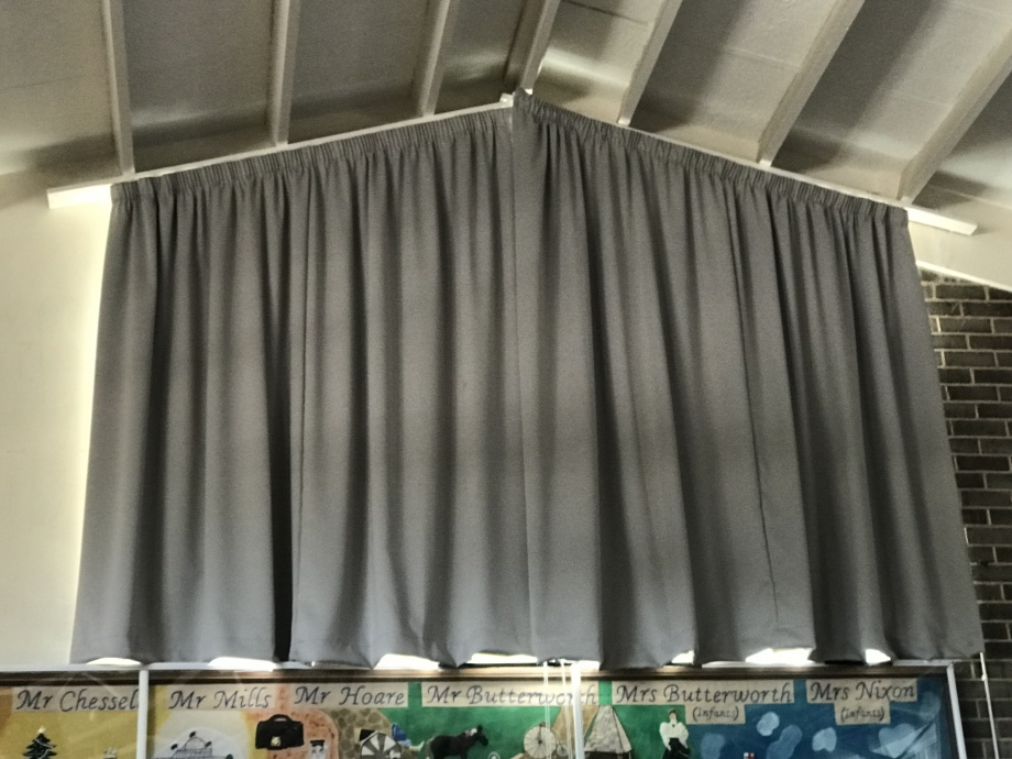 Primary School Curtains - Birdham->title 1