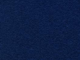 Wool Serge Melton - Royal Blue