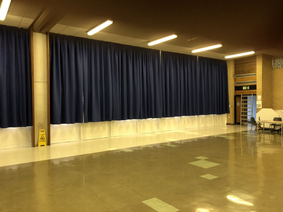 School Hall Curtains - Doncaster->title 2