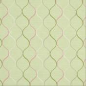 Printed Curtains - Austen  Apple