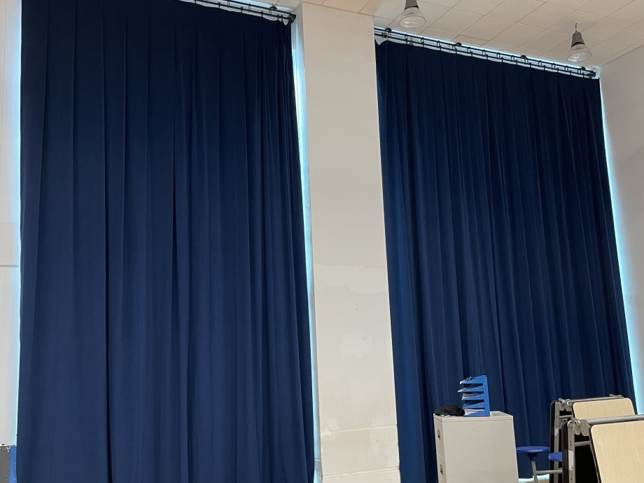 Blackout Hall Curtains - Sheffield->title 4