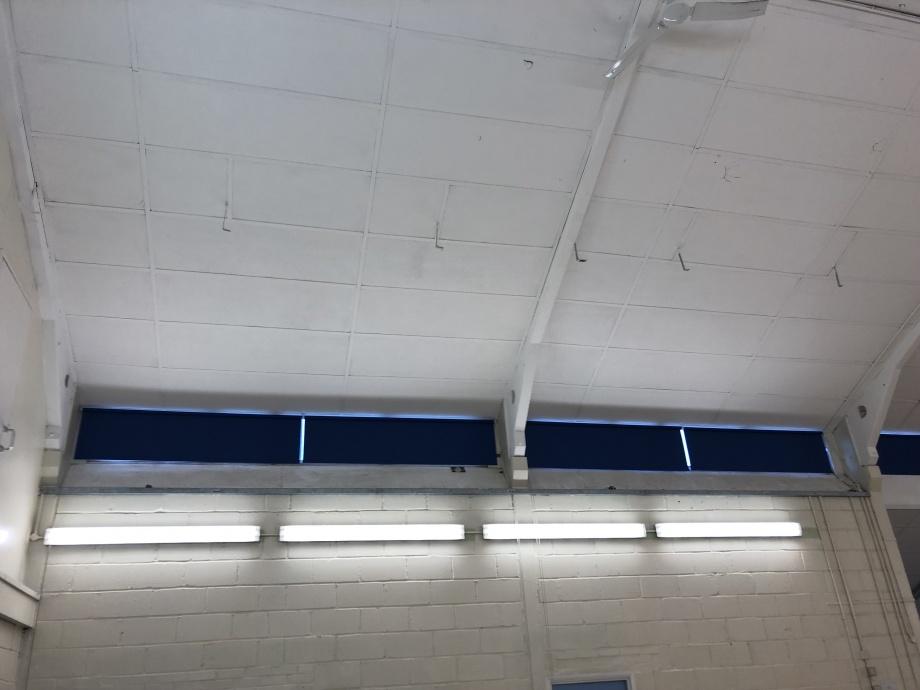 Parish Council Hall Blinds - Peckham->title 2