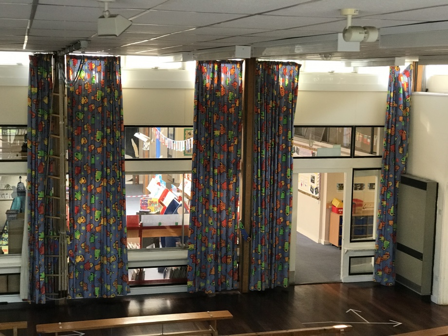 Infants School Curtains & Blinds - Southampton ->title 2