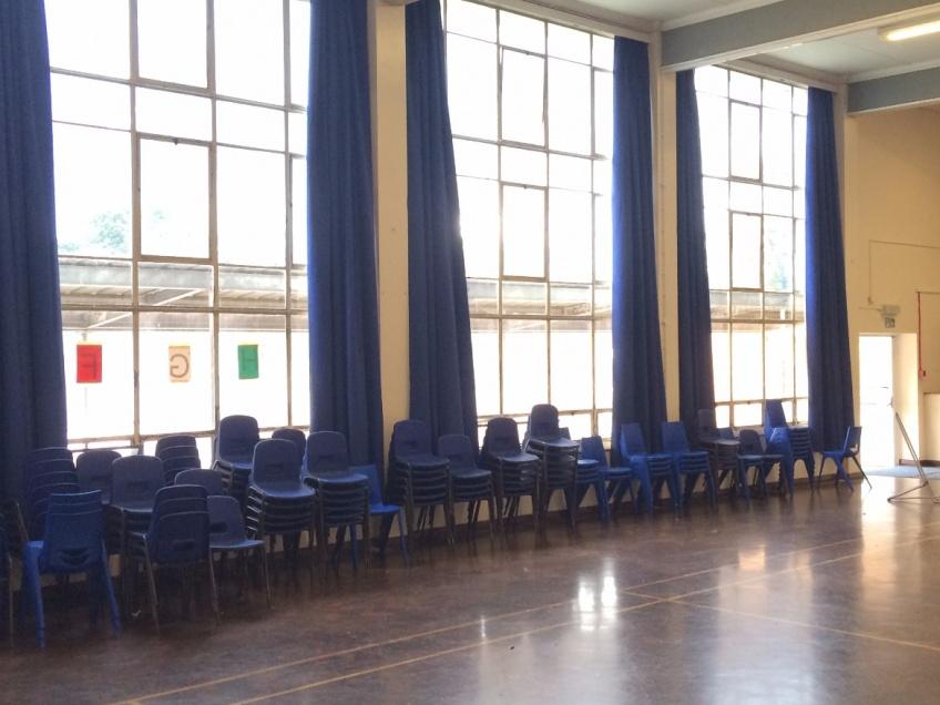 Curtains Gallery 4 - Imberhorne School East Grinstead August 2016