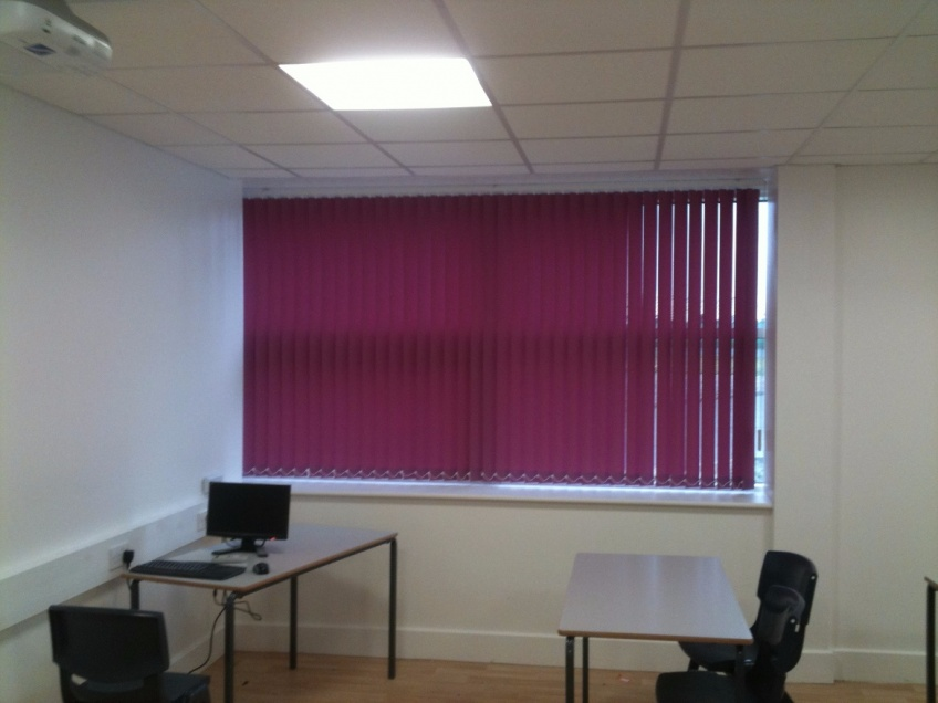 Blinds Gallery 1 - The Coopers Company & Coborn school, Upminster, August 2015