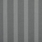 Printed Curtains - City Stripe  Silver