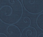 Printed Curtains - Spirit  Blue