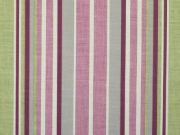 Printed Curtains - Arcadia  Olive Stone