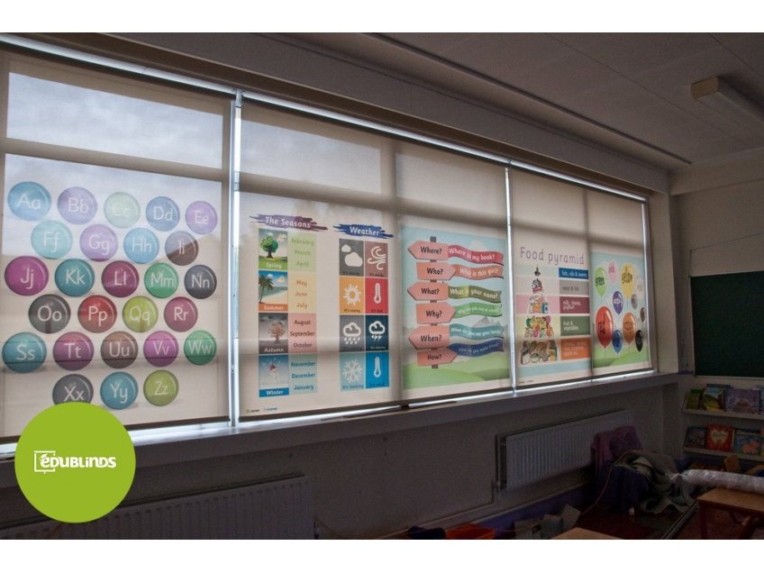 - Educational Blinds for the Education Sector