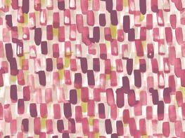 Printed Curtains - Galleries Albany Blush