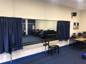 Performing Arts Room Curtains - Cannock