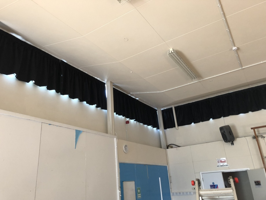 Primary School Curtains - Maidstone->title 1