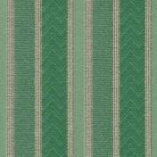 Printed Curtains - Nobel Stripe  Aqua