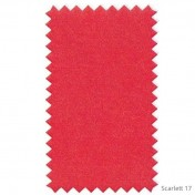 Venetian Dimout curtains - Scarlett Red