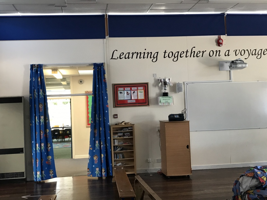 Infants School Curtains & Blinds - Southampton ->title 5