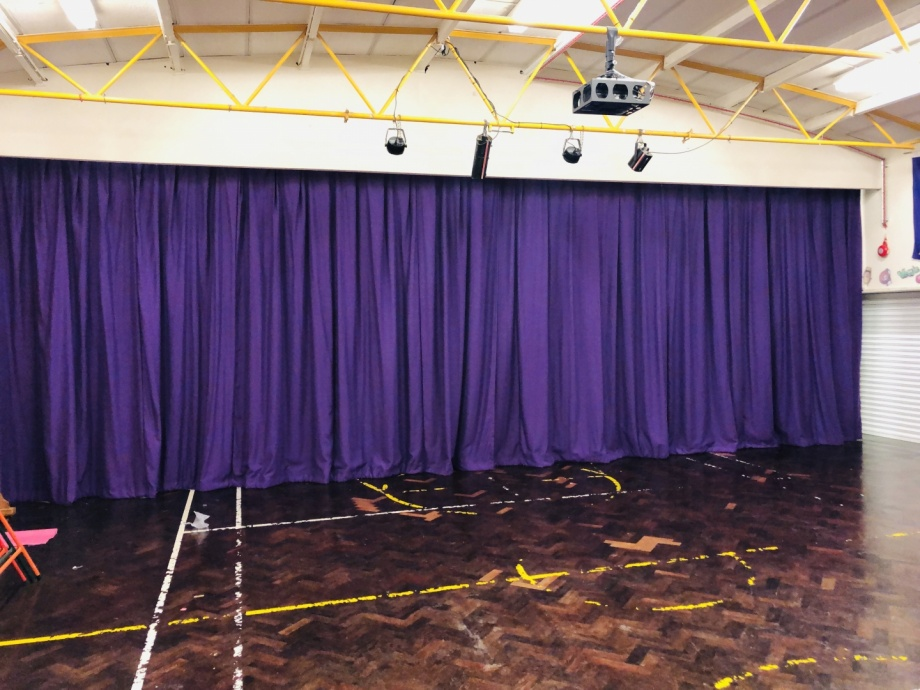 Junior School Hall Curtains - Romford->title 2