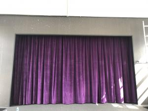 Primary School Stage Curtains - Leeds