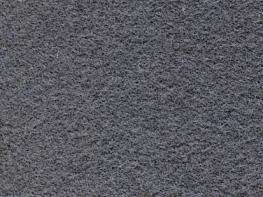 Wool Serge Melton - Dark  Grey