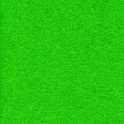 Wool Serge Melton - Chromakey Green