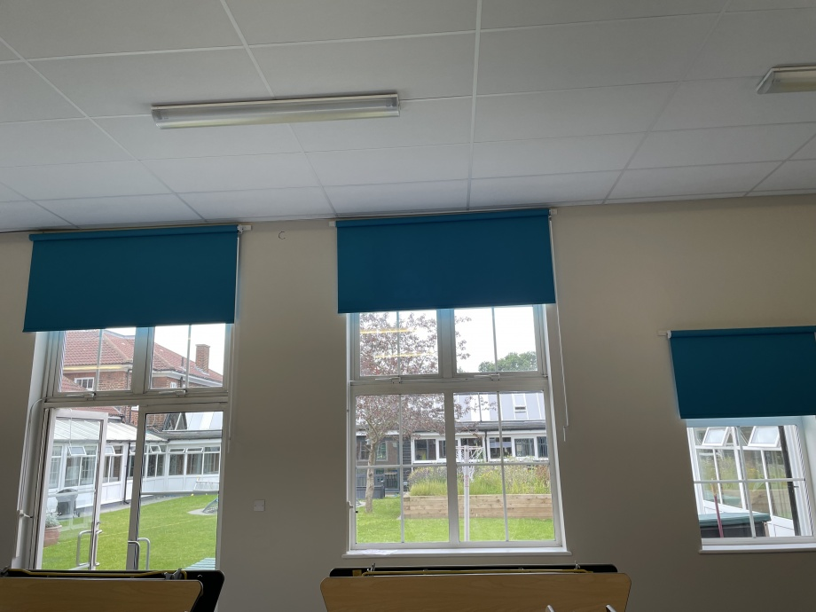 Crank Operated Blinds - Bromley->title 1