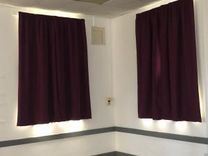 Church Hall Curtains - Sheffield