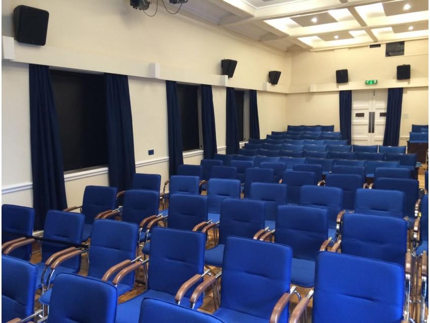 Curtains Gallery 1 - Lymington Community Centre, February 2015
