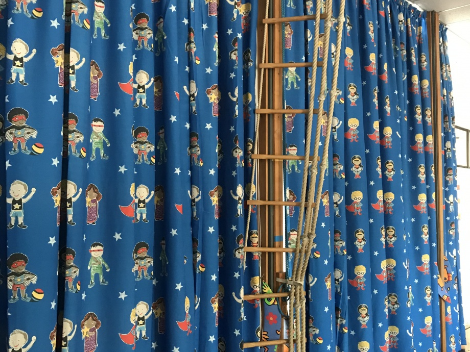 Infants School Curtains & Blinds - Southampton ->title 1