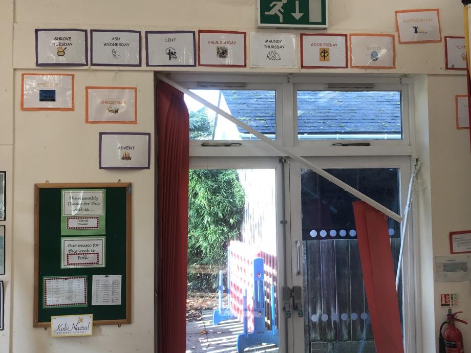 School Hall Curtains - Braintree->title 3