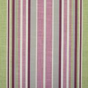 Printed Curtains - Arcadia  Olive Stone