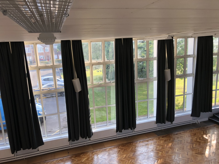 Hall & Stage Curtains - Coventry->title 2