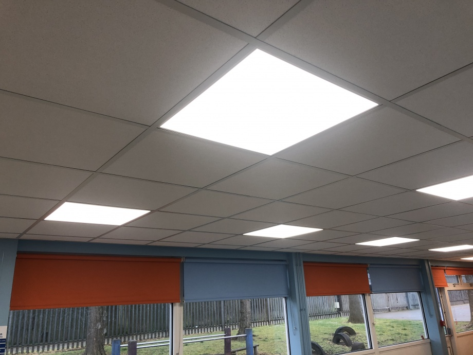 Primary School Classroom Blinds - Leicester->title 2