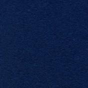 Wool Serge Melton - Royal Blue