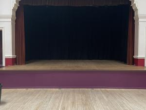 Hall Stage Curtains - London
