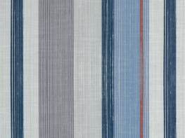 Printed Curtains - Fresco  Blue/Grey