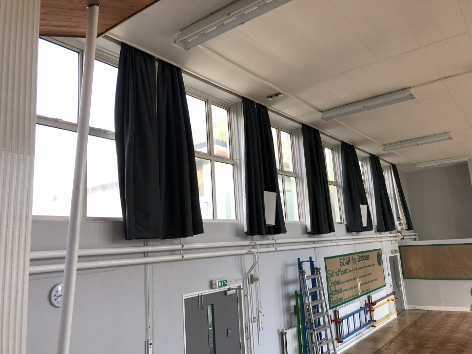 Hall & Stage Curtains - Coventry->title 3